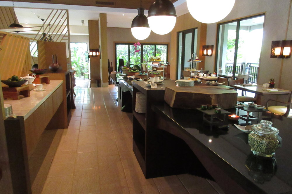 The Ritz-Carlton, Bali – Club buffet