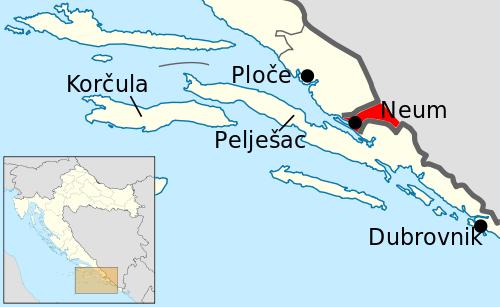 Neum-Bosnia
