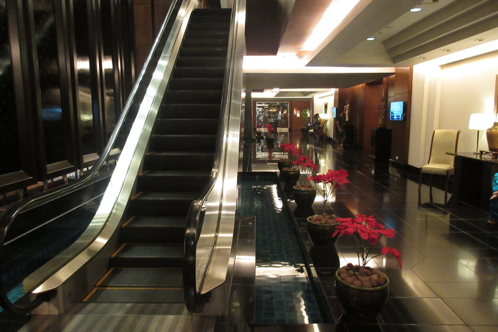 JW Marriott Bangkok – Lobby