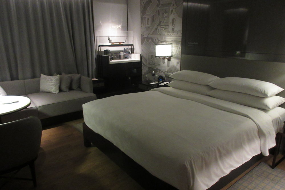 JW Marriott Bangkok – Premier Executive room
