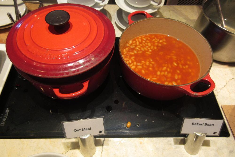 JW Marriott Bangkok – Baked beans