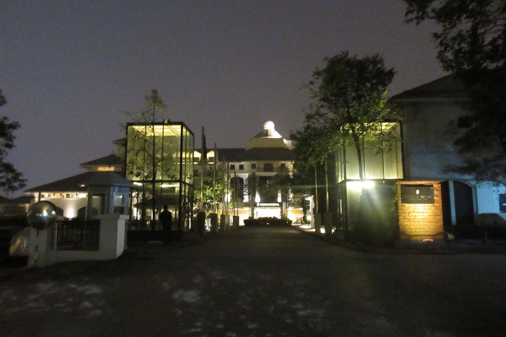 InterContinental Hanoi Westlake – Exterior