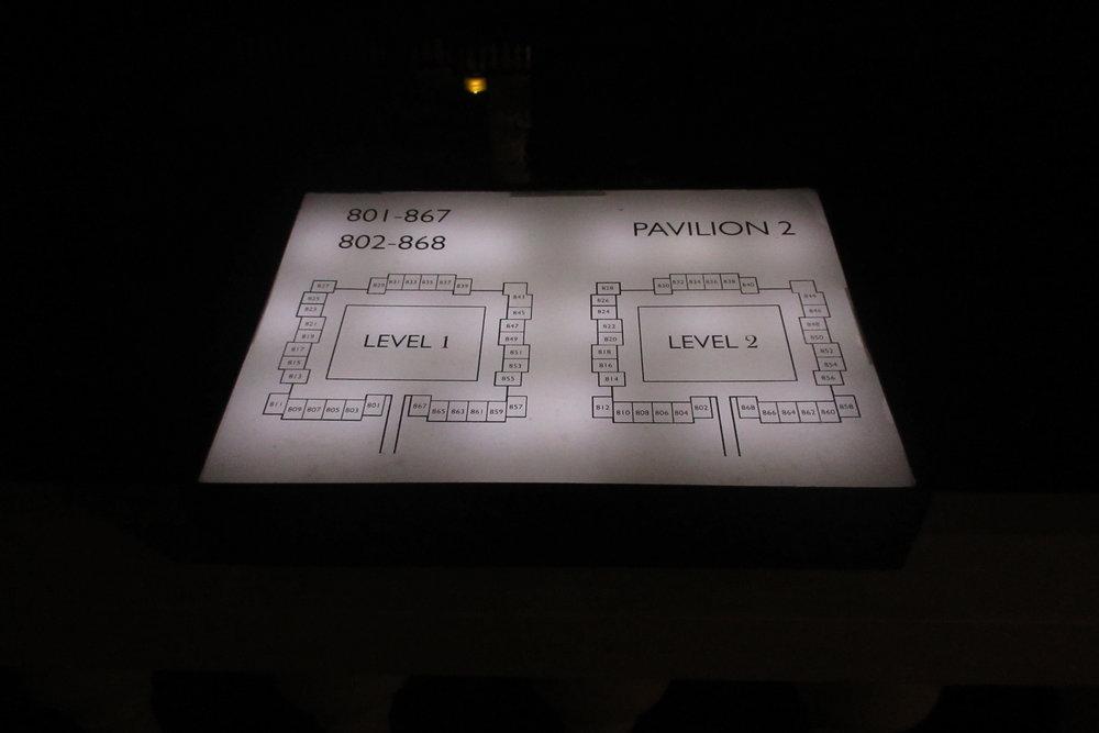 InterContinental Hanoi Westlake – Pavilion 2 directory