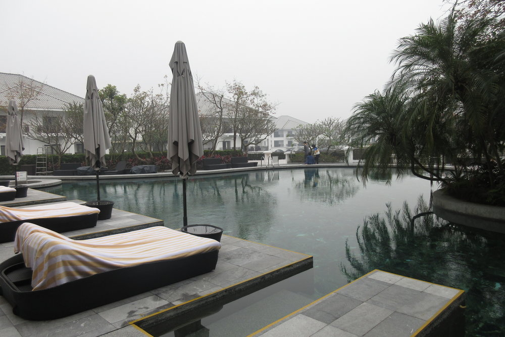 InterContinental Hanoi Westlake – Outdoor pool