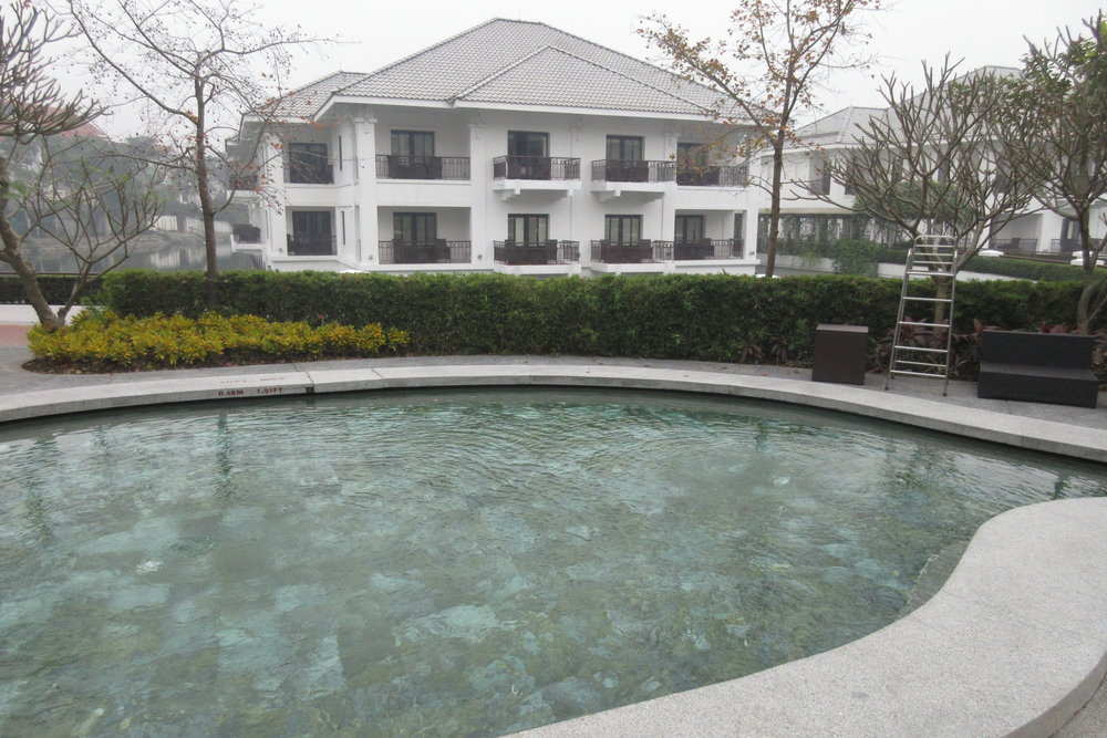 InterContinental Hanoi Westlake – Splash pool