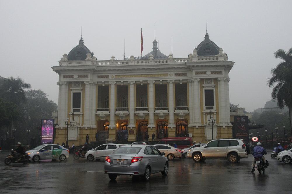 Old Quarter, Hanoi – Hanoi Opera House