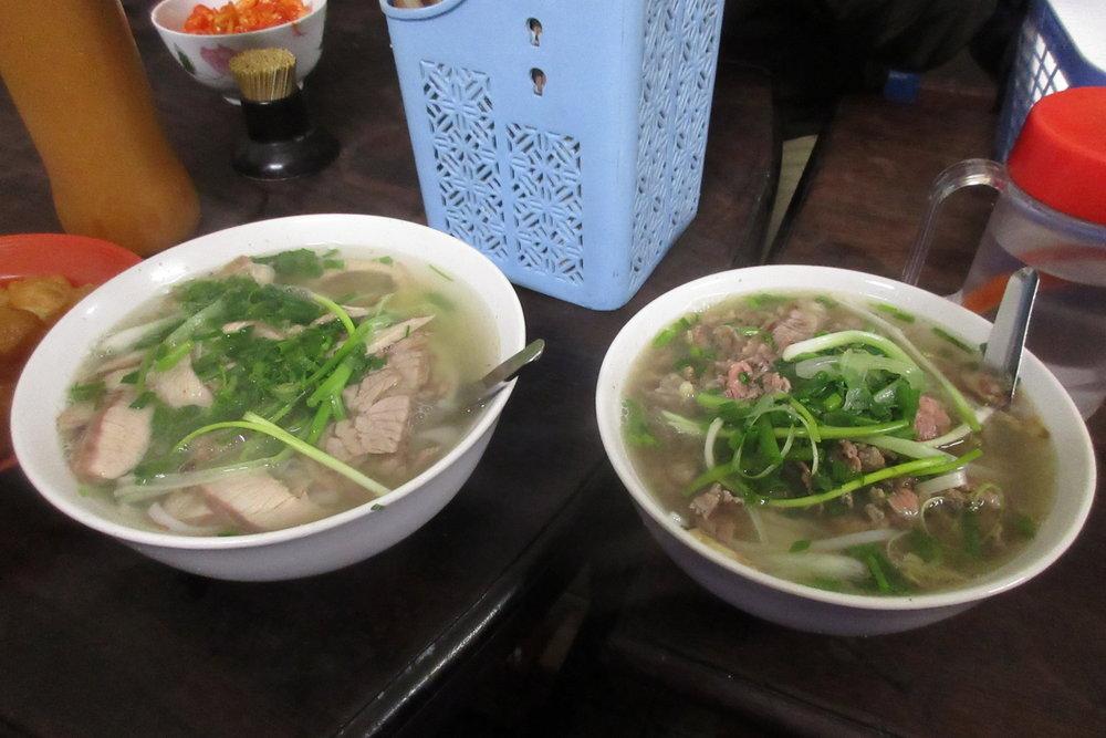 Old Quarter, Hanoi – Pho Gia Truyen pho