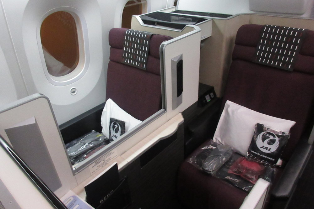 Japan Airlines -