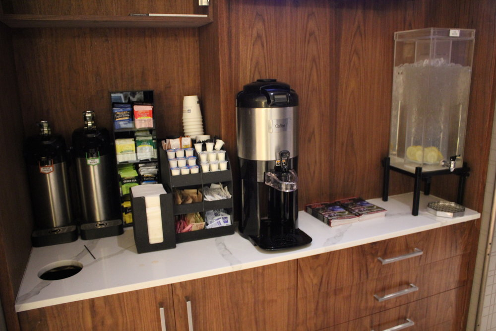 Best Western Premier New York Herald Square – Complimentary beverages