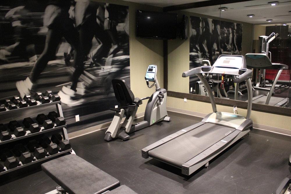 Best Western Premier New York Herald Square – Gym