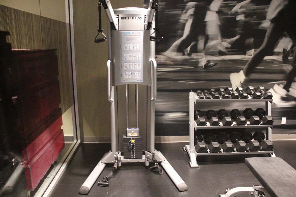 Best Western Premier New York Herald Square – Fitness equipment
