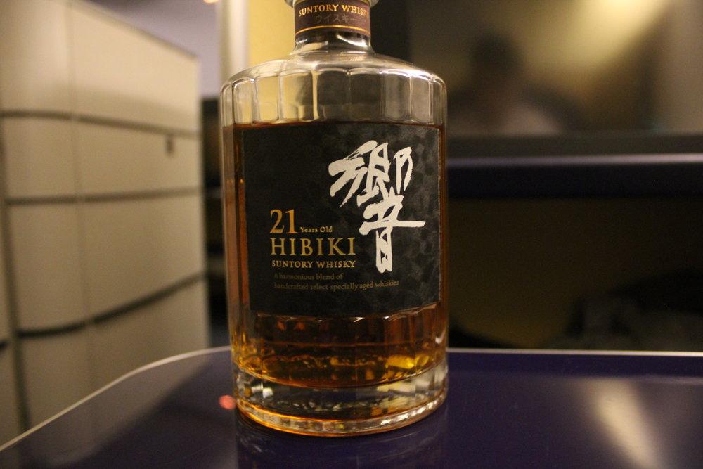 ANA First Class – Hibiki 21