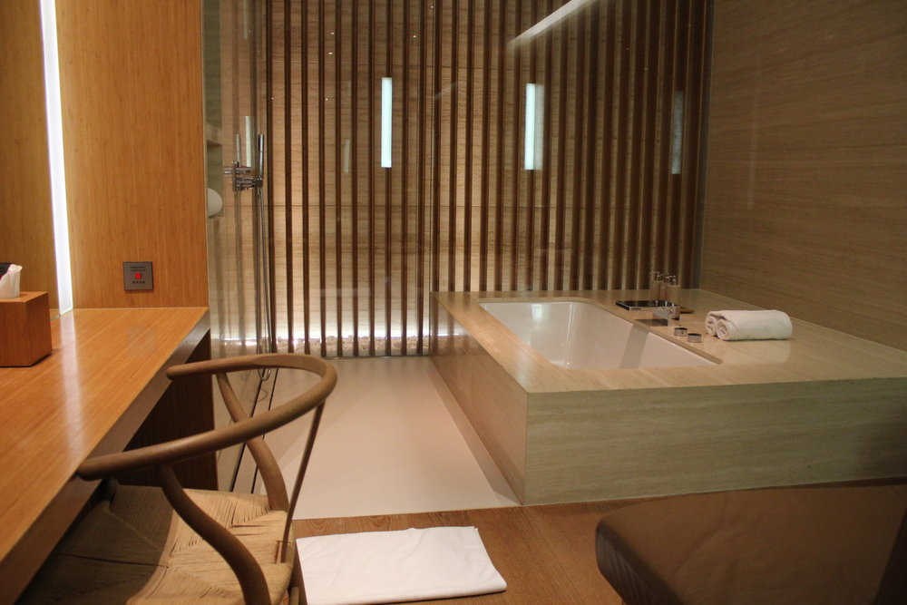 The Wing First Class Lounge by Cathay Pacific – Cabana