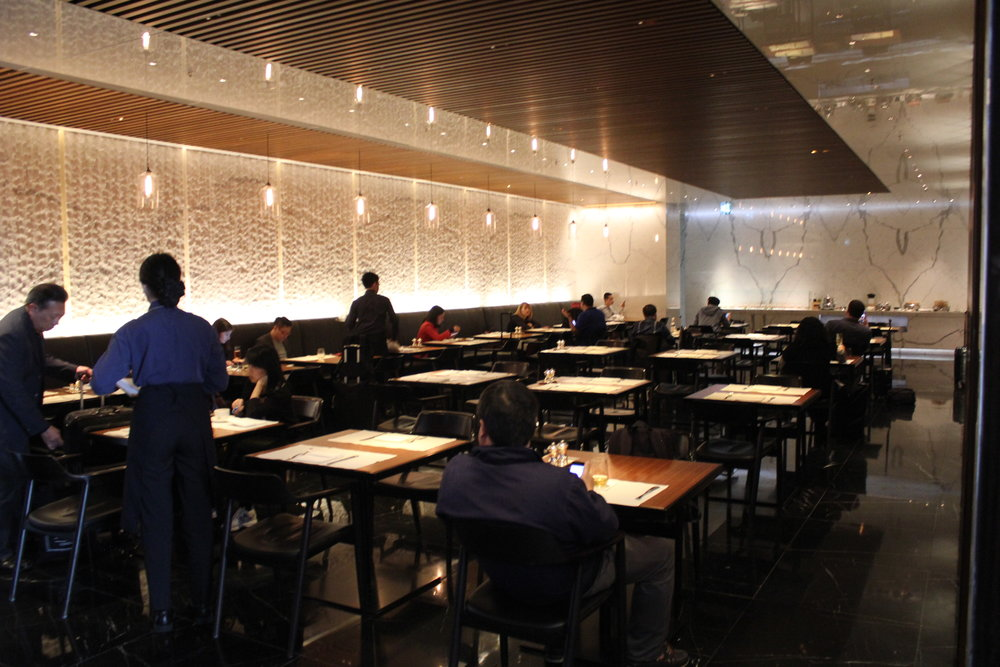 The Wing First Class Lounge by Cathay Pacific – The Haven
