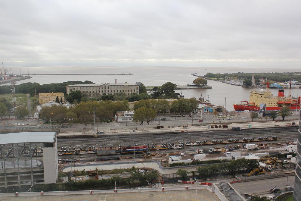 Sheraton Buenos Aires – View of Rio de la Plata