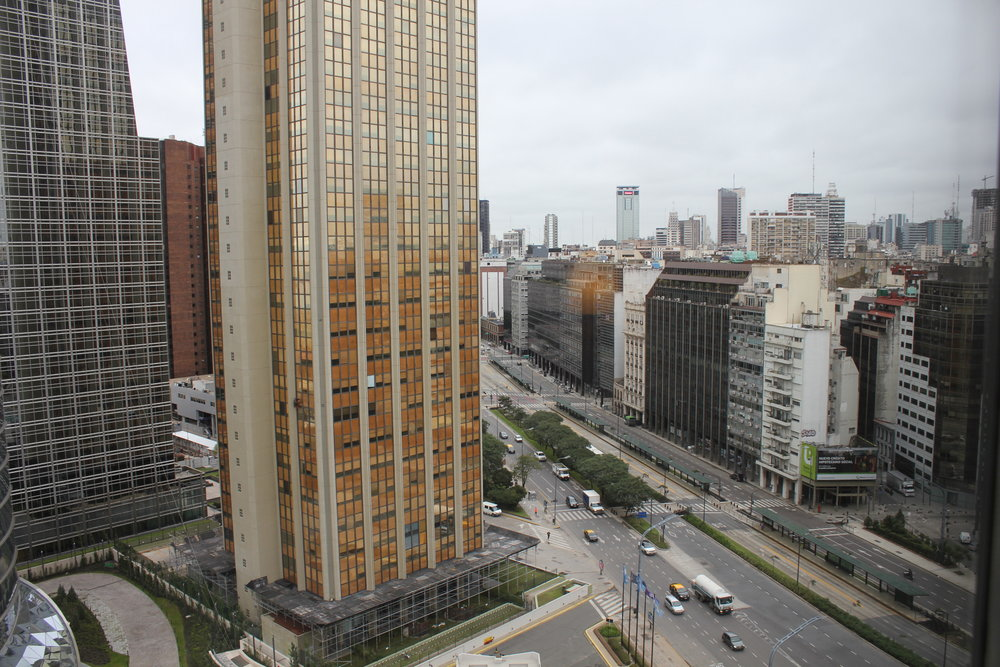 Sheraton Buenos Aires – View of Buenos Aires