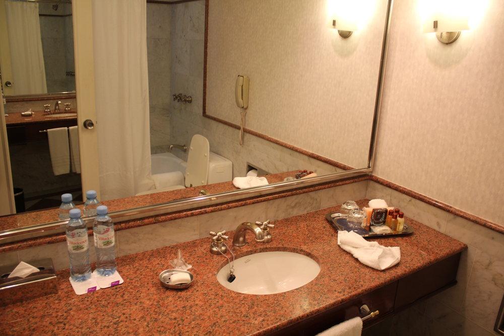 Sheraton Buenos Aires – Bathroom