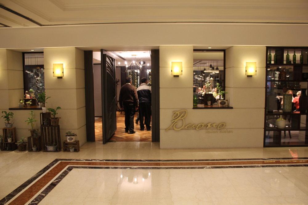 Sheraton Buenos Aires – Buono Italian Kitchen
