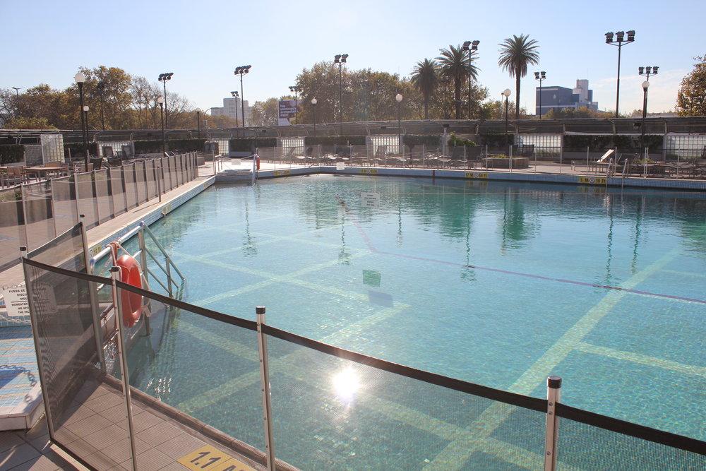 Sheraton Buenos Aires – Outdoor pool