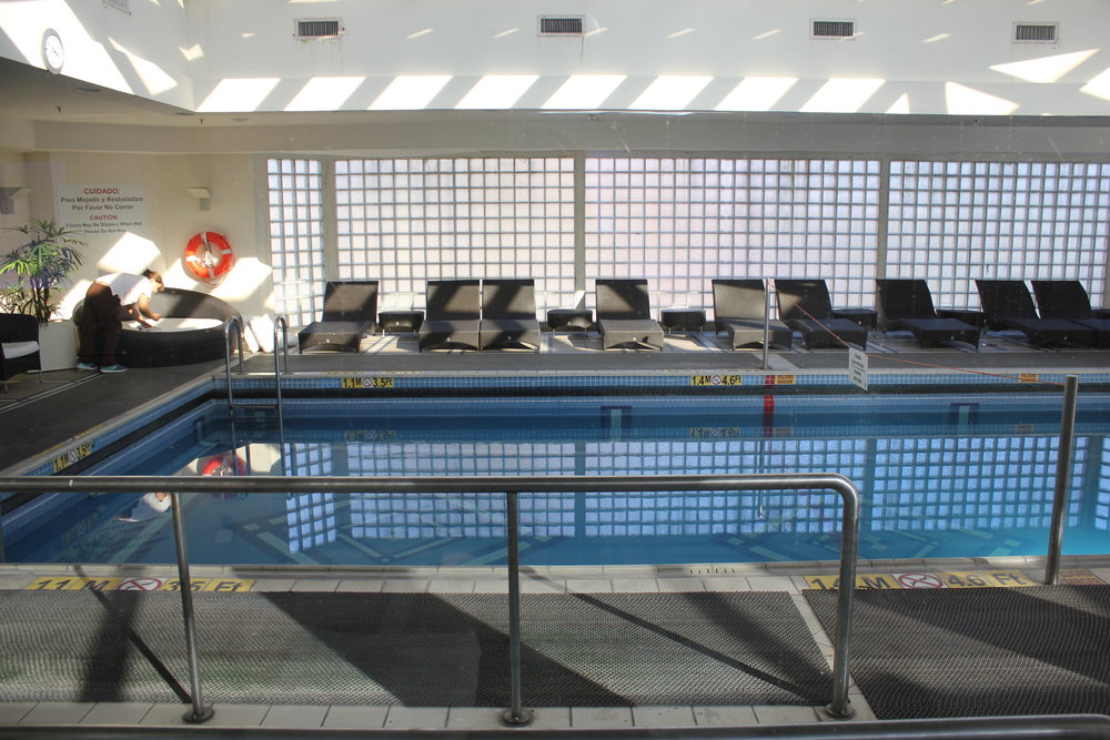 Sheraton Buenos Aires – Indoor pool