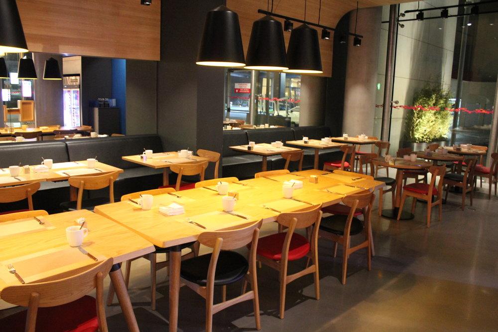 Aloft Montevideo – Lobby cafe