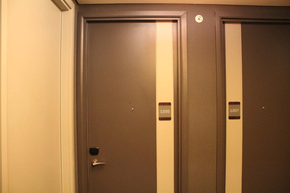 Aloft Montevideo – Room 1205