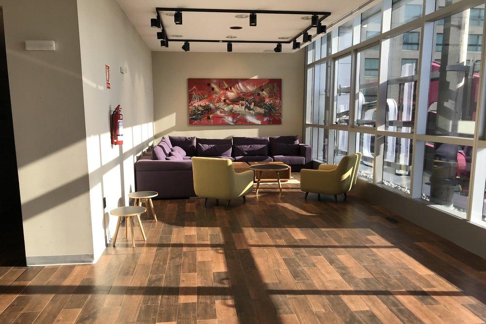Aloft Montevideo – Private event space