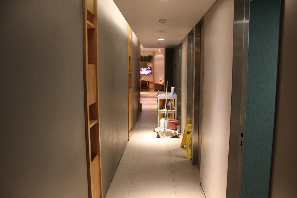 Star Alliance Lounge Buenos Aires – Hallway