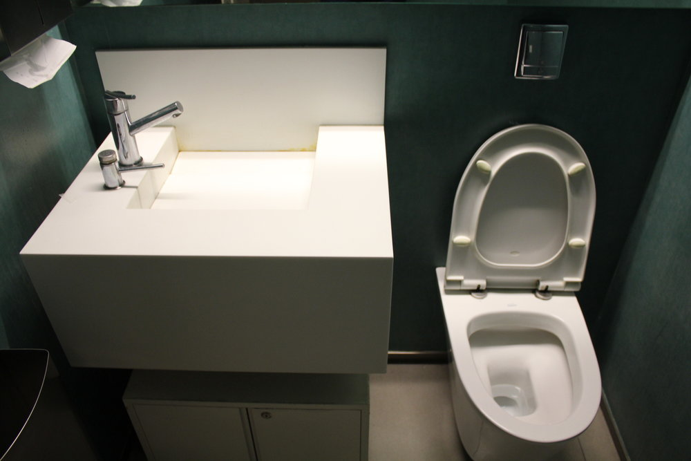 Star Alliance Lounge Buenos Aires – Restroom