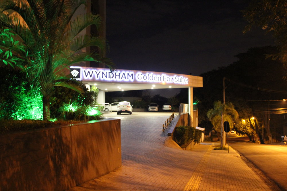 Wyndham Foz do Iguaçu – Entrance