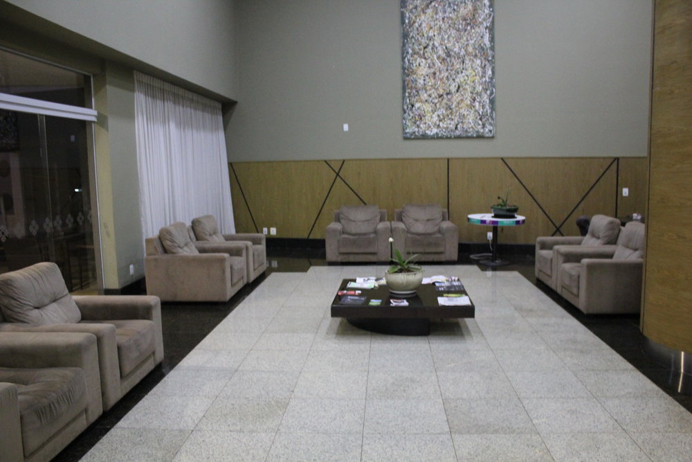 Wyndham Foz do Iguaçu – Lobby lounge