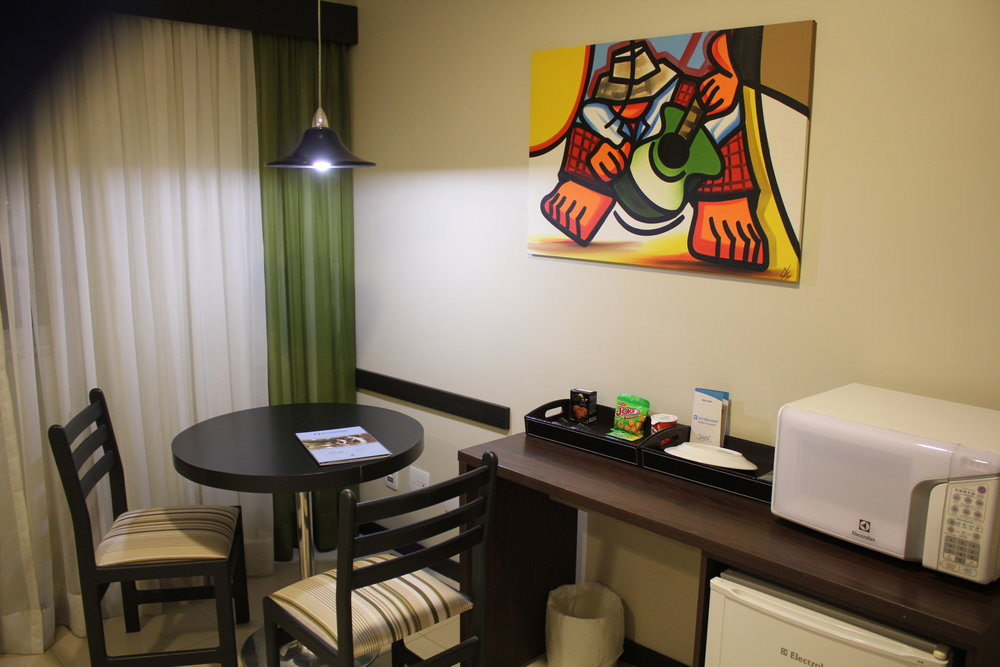 Wyndham Foz do Iguaçu – Living area