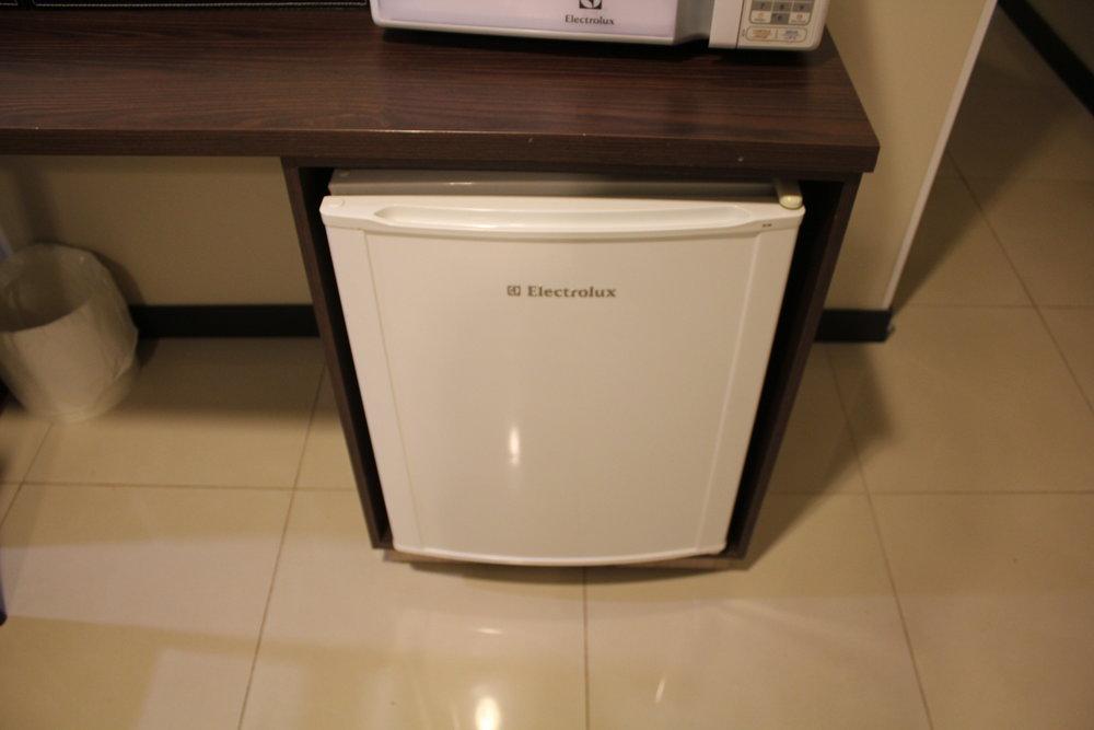 Wyndham Foz do Iguaçu – Refrigerator