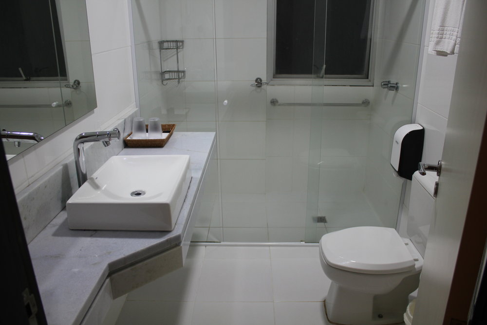 Wyndham Foz do Iguaçu – Bathroom
