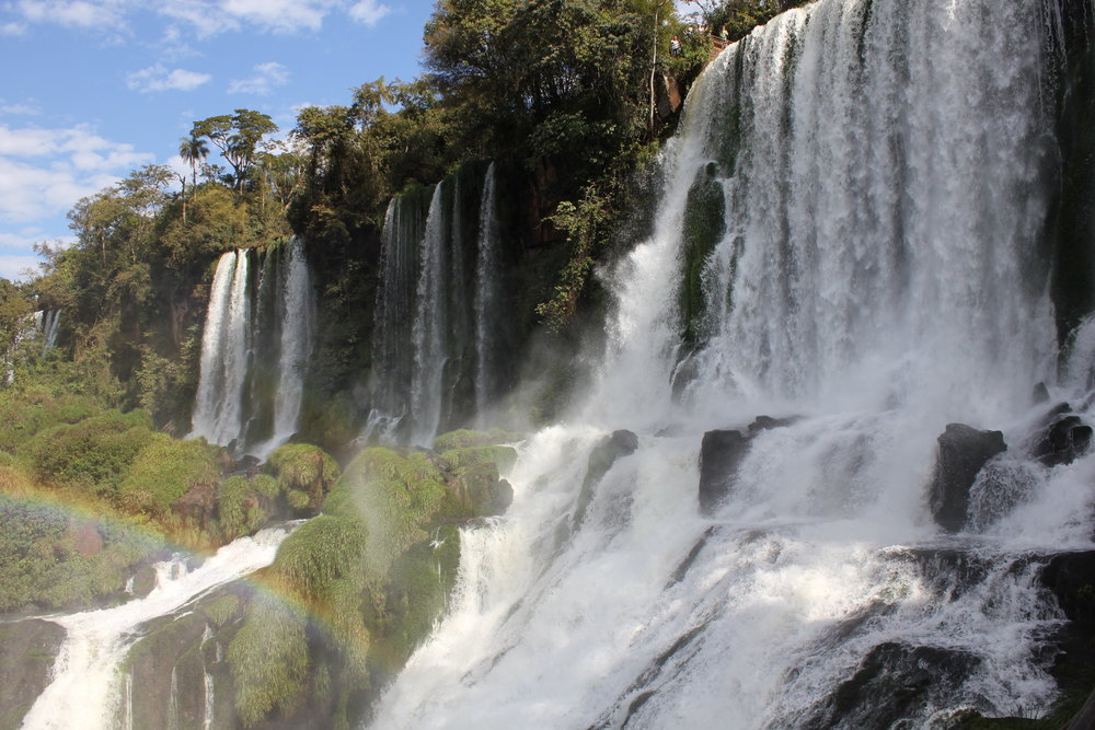 Iguazu Falls – View from the Argentina side