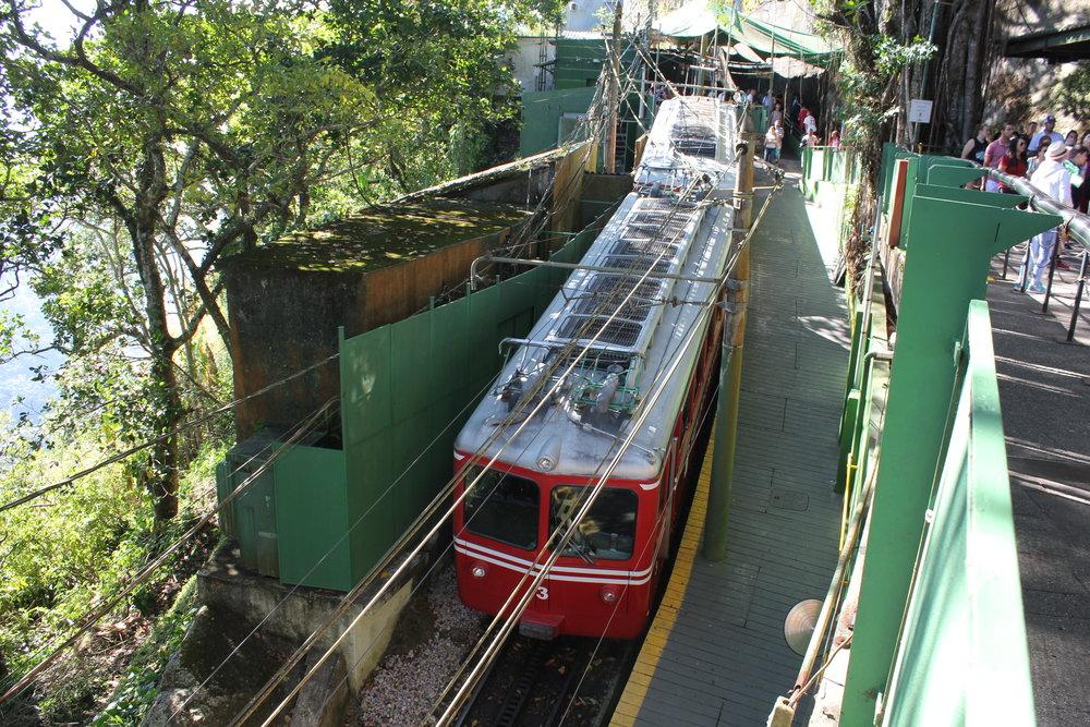 RioRio de Janeiro, Brazil – Corcovado Train