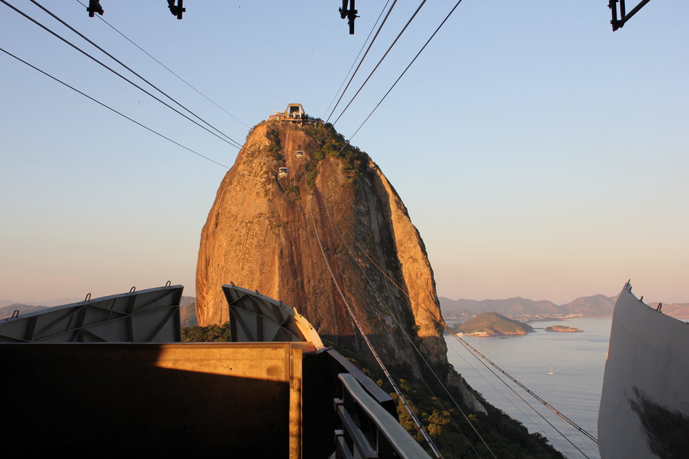 Rio de Janeiro, Brazil – Sugarloaf Mountain cable car