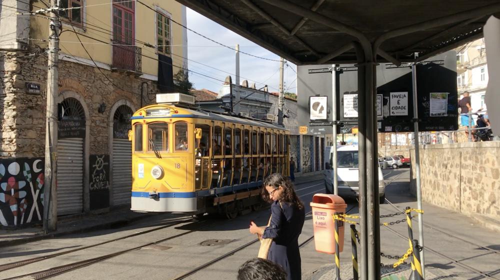Rio de Janeiro, Brazil – Santa Teresa Tram