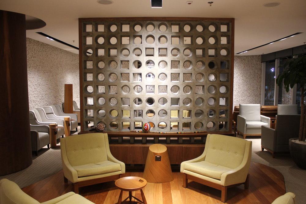 Star Alliance Lounge Rio de Janeiro – Partitions