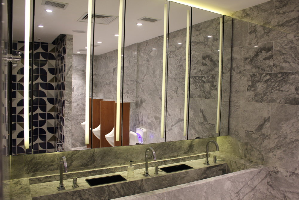 Star Alliance Lounge Rio de Janeiro – Restrooms