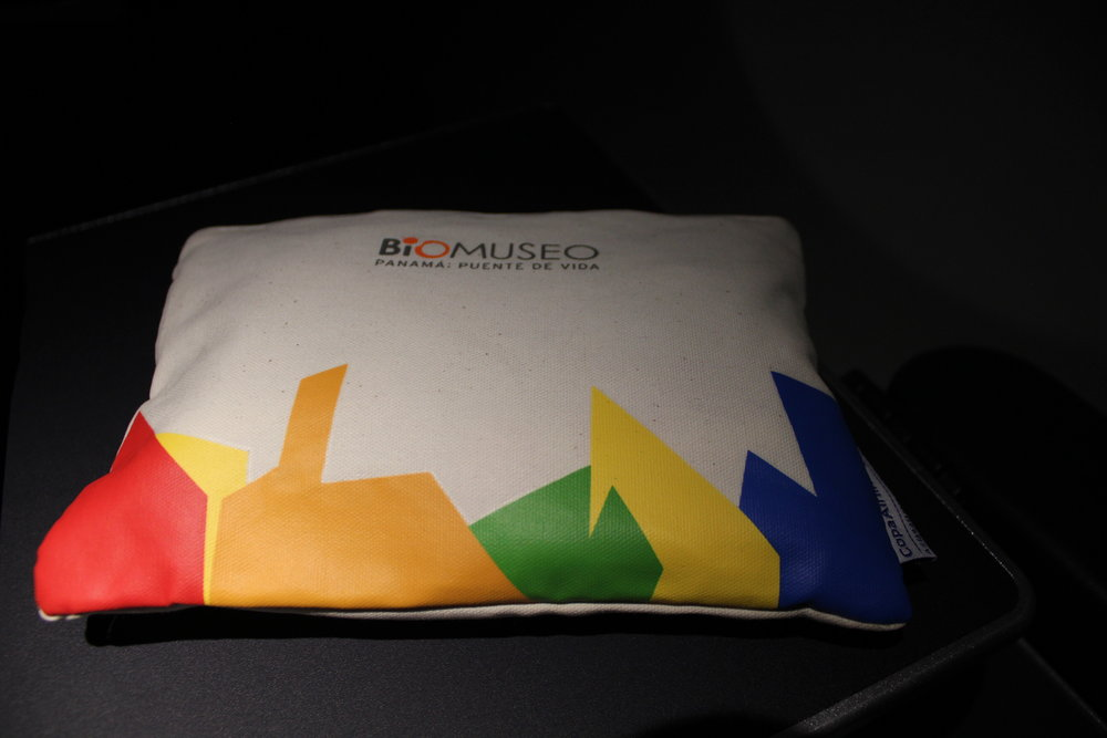 Copa Airlines business class – Amenity kit