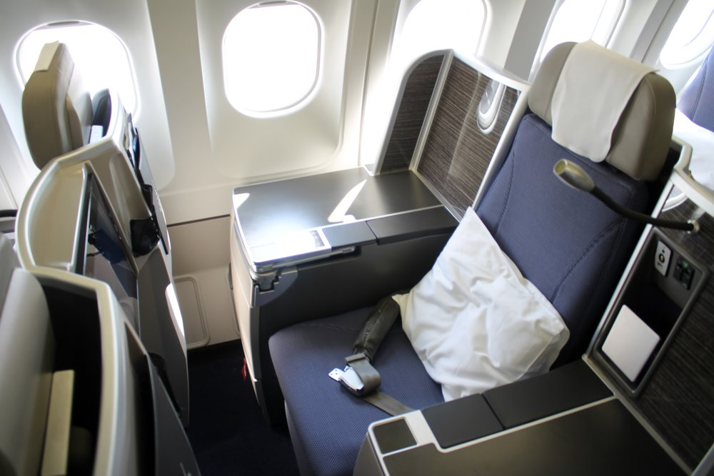 Brussels Airlines business class, my first long-haul premium class redemption
