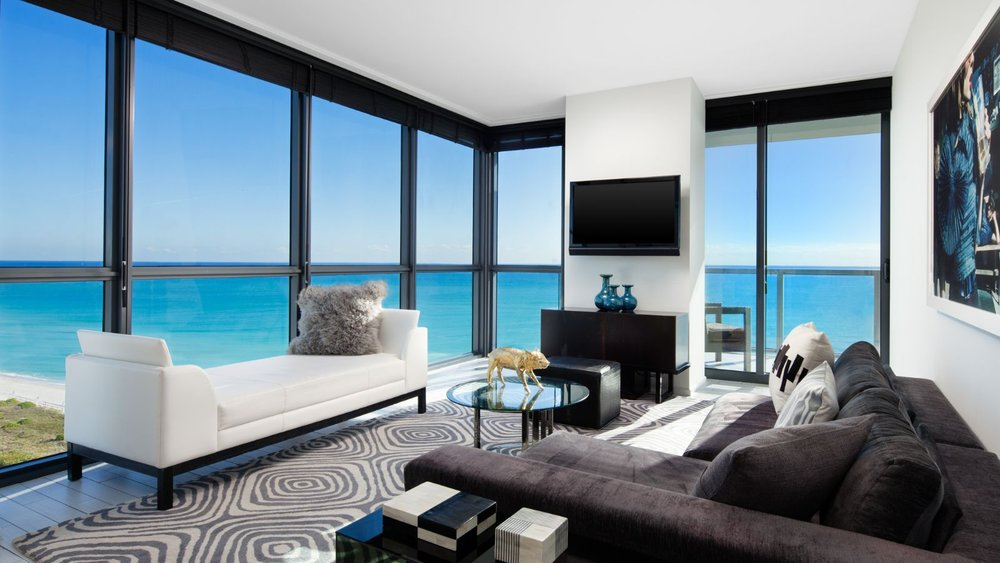 Get a room at the W South Beach for 60,000 points a night