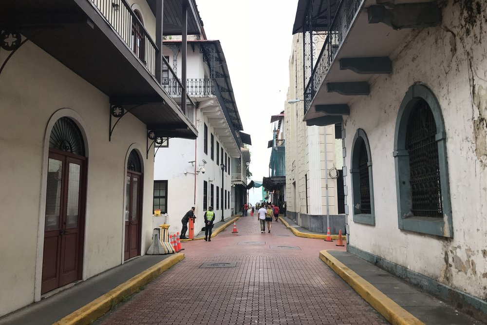 Casco Viejo, Panama City