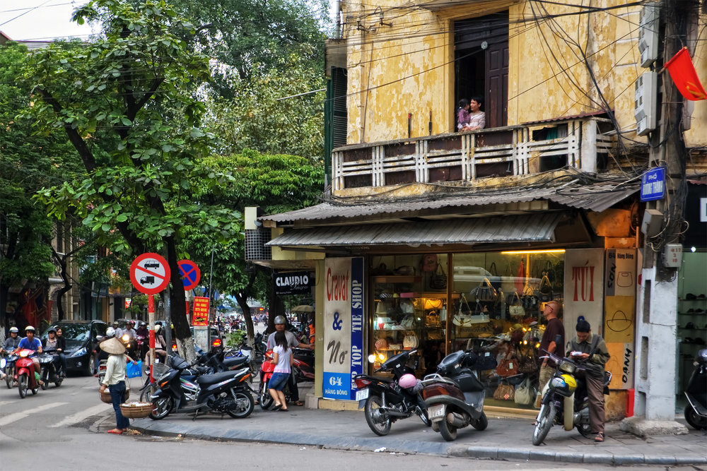 Old Quarter, Hanoi -