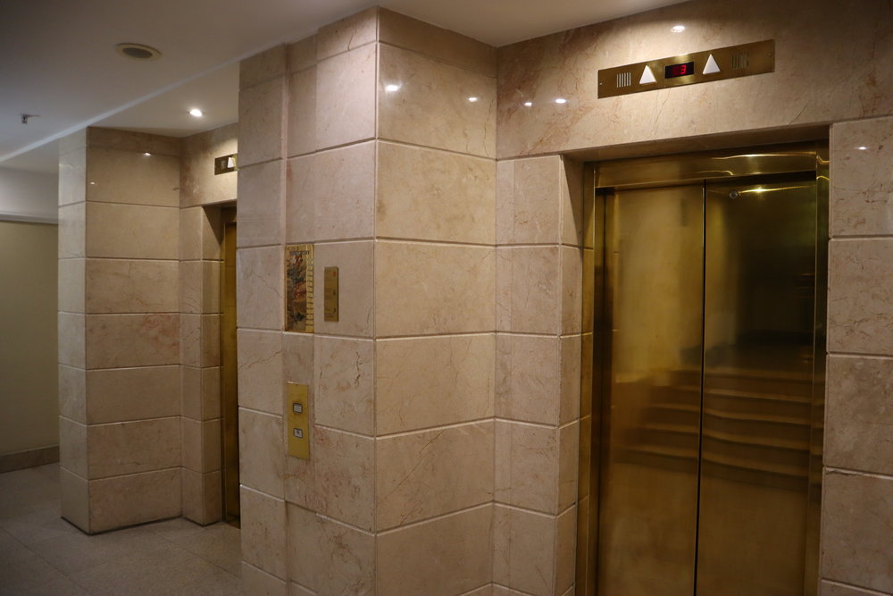 Marriott Moscow Tverskaya – Elevators