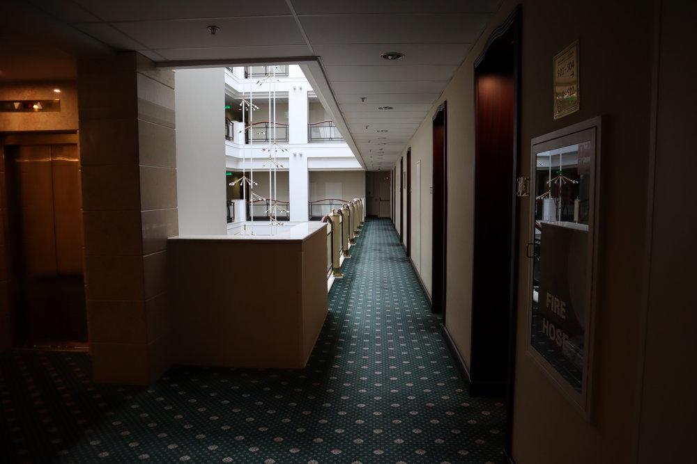 Marriott Moscow Tverskaya – Hallway