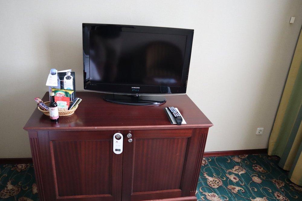 Marriott Moscow Tverskaya – Television