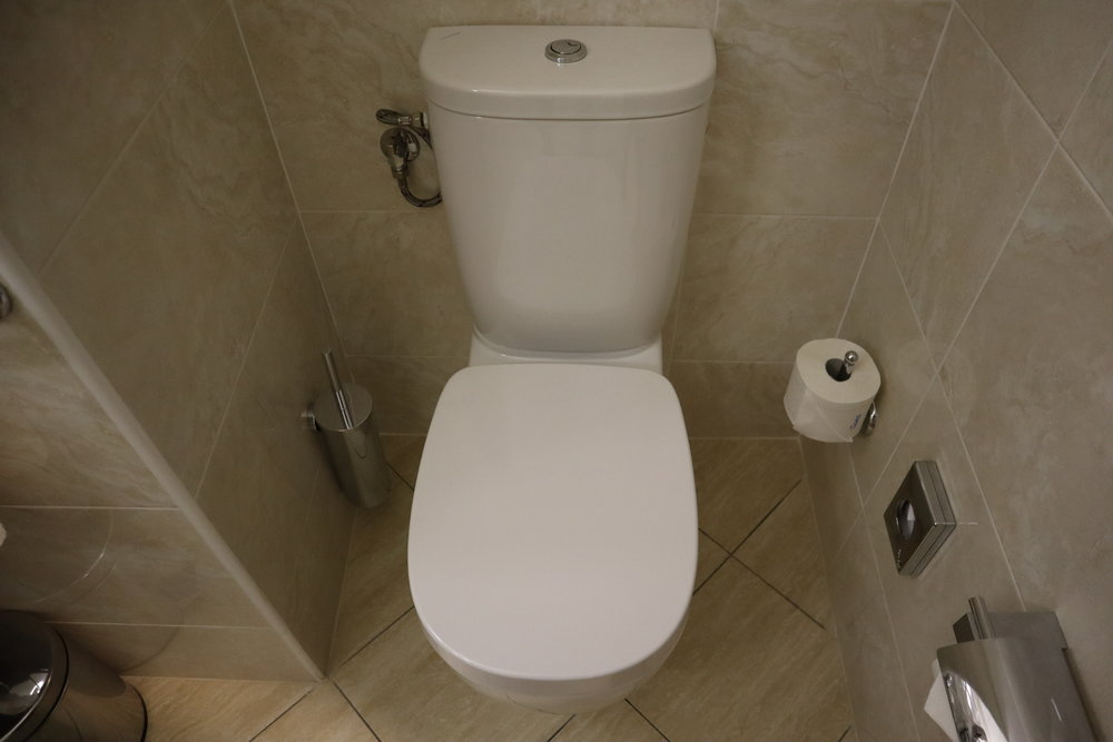 Marriott Moscow Tverskaya – Toilet