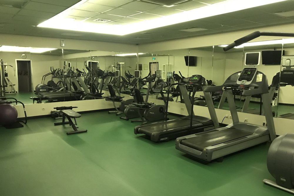 Marriott Moscow Tverskaya – Fitness centre